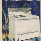 "1952 Hotpoint Ad ""Instant Heat"""