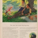 """1950 The Prudential Ad """"The picnic"""""""