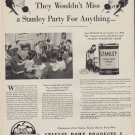 "1950 Stanley Home Products Ad ""My Women Friends"""
