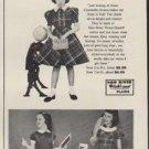 """1952 Rosenau Brothers Ad """"Cinderella"""""""