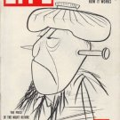 "1952 LIFE Magazine Cover Page ""The Hangover"""