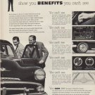 "1952 Plymouth Ad ""show you benefits"""