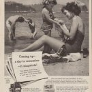 """1954 Kodak Film Ad """"a day to remember"""""""