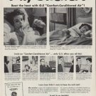 """1954 General Electric Ad """"Why Swelter?"""""""
