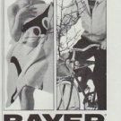 "1961 Bayer Aspirin Ad ""Brings Fastest Relief"""