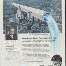 "1958 Johns-Manville Ad ""precious water"""