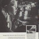 "1958 Du Pont Ad """"safety-cushion"" glass"""