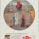 "1958 Simpson Door Ad ""Chances are"""