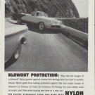 "1958 Du Pont Ad ""Blowout Protection"""