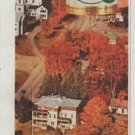 "1958 Quaker State Motor Oil Ad ""Big news"""