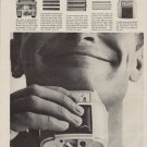 "1963 Remington Electric Shaver Ad ""Lektronic"""