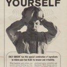"1963 Anacin Ad ""Control Yourself"""