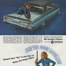 "1966 Dodge Polara Ad ""Swing with Dodge Polara"""