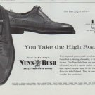 "1965 Nunn-Bush Ad ""You Take the High Road"""