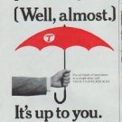 "1965 Travelers Insurance Ad ""Your employees"""