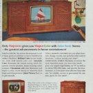 """1965 Magnavox TV Ad """"Magna-Color"""""""