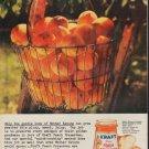 "1960 Kraft Ad ""gentle love of Mother Nature"""