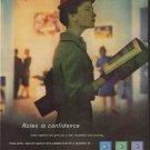 "1960 Kotex Ad ""Kotex is confidence"""