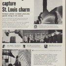"1960 Union Electric Company Ad ""Camera bugs"""