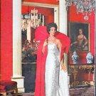 """1961 Revlon Ad """"Louis XIV Red"""""""