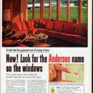 """1961 Andersen Windows Ad """"guesswork"""""""