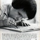 "1962 The Equitable Life Assurance Society Ad ""Look Ahead"""