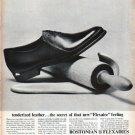 "1961 Bostonian Flexaires Ad ""tenderized leather"""