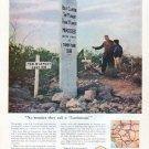 "1961 Ethyl Corporation Ad ""Tombstone"""