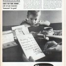 """1961 Nationwide Insurance Ad """"Securance"""""""