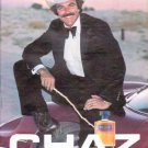 "1979 CHAZ Cologne Ad ""almost as interesting"""