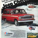 """1980 Jeep Ad """"Some people have learned"""""""