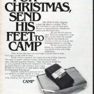"1979 Camp Socks Ad ""For Christmas"""