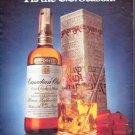 "1979 Canadian Club Whisky Ad ""Tis the C.C. Season"""