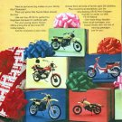 """1980 Suzuki Ad """"small packages"""""""