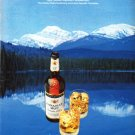 """1979 Canadian Mist Ad """"Canada at its best"""""""