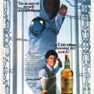 "1979 Catto's Scotch Ad ""sure of myself"""