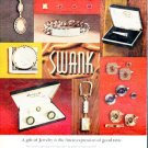 """1966 Swank Jewelry Ad """"finest expression of good taste"""""""