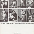 """1966 Hoover Ad """"the Handivac"""""""
