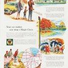 "1959 Ethyl Corporation Ad ""Magic Circle"""