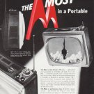 "1959 Motorola Television Ad ""The Most"""