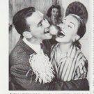 "1959 Colgate Toothpaste Ad ""Stop Bad Breath"""