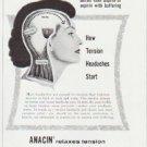 "1959 Anacin Ad ""Nervous Tension Headache"""