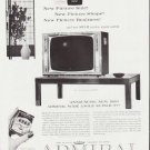 "1959 Admiral Television Ad ""New Picture Size"" ... (model year 1960)"