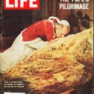 """1964 LIFE Magazine Cover Page """"Pope Paul VI"""" ... January 17, 1964"""