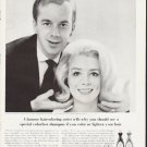 "1964 Clairol Shampoo Ad ""famous haircoloring artist"""