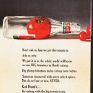 "1964 Hunt's Catsup Ad ""Don't ask us"""