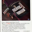 "1964 Ford Galaxie Ad ""man's best friend"" ... (model year 1964)  2568"