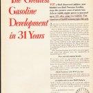 "1953 Shell Gasoline Ad ""The Greatest Gasoline""  2588"