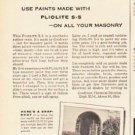 "1953 Goodyear Ad ""Hi Neighbor!""  2599"