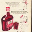 """1953 Guild Wine Ad """"The new wine flavor""""  2624"""